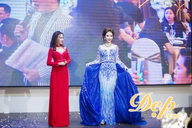 Xinh đẹp, tài năng, bí quyết tạo nên thành công của NTK Minh Anh là gì?