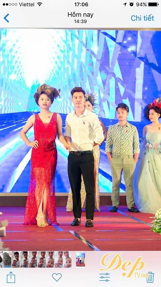 Nghệ sỹ tài năng Đình Đàn khẳng định tài năng trong ngành tóc Việt