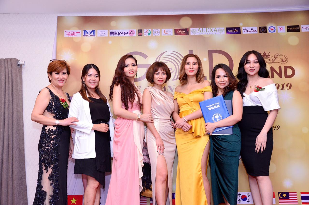Golden Brands Of Asian Beauty Awards 2019 - Sân chơi giao lưu của các chuyên gia  ngành làm đẹp châu Á tổ chức Họp báo