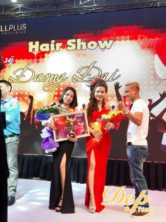 Nghệ sỹ cống hiến vì sự nghiệp phát triển của ngành tóc Việt Nam – NTMT Nguyễn Thủy
