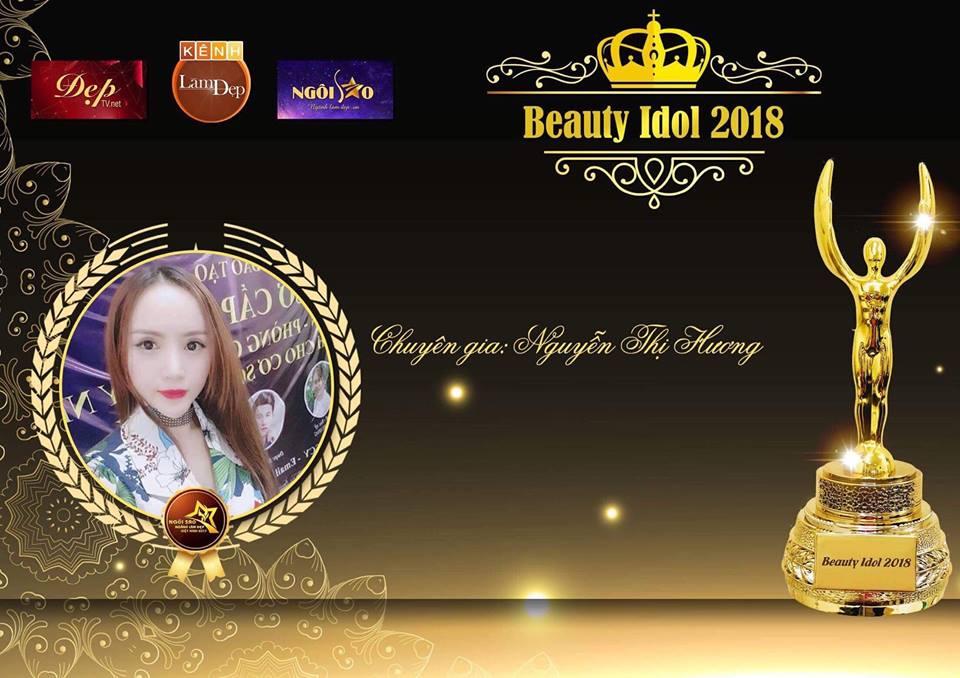 """Chuyên gia Nguyễn Thị Hương: """"Beauty Idol 2018 là cơ hội để tôi đồng hành cùng thần tượng lớn nhất trong nghề"""""""