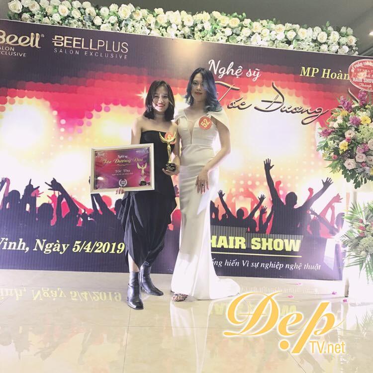 NTMT trẻ Nguyễn Thị Thu gây ấn tượng với giải thưởng Nghệ sỹ tài năng nhất 2019