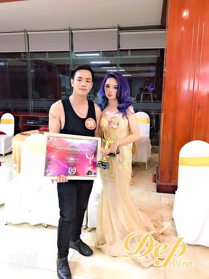 Tài năng sinh năm 1991 Hồ Phong Diệu đạt danh hiệu Nghệ sỹ trẻ xuất sắc nhất