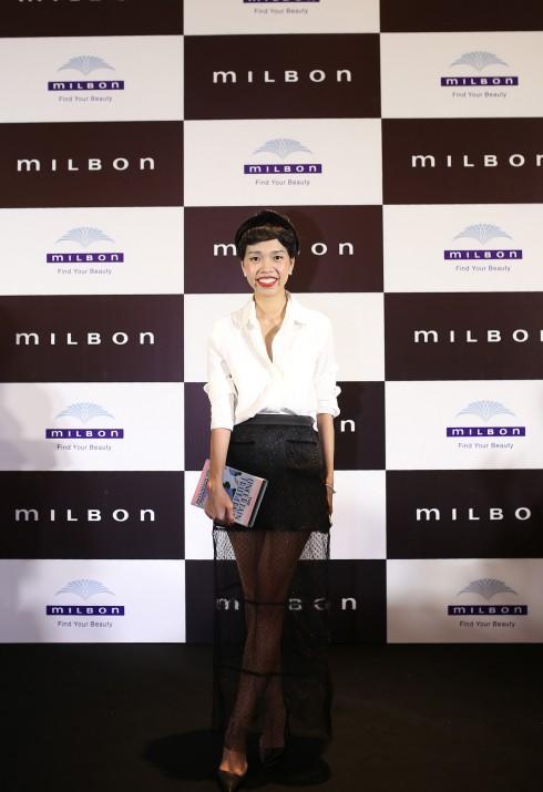 Description: Mỹ nhân Việt hội tụ tại show thời trang tóc của Milbon