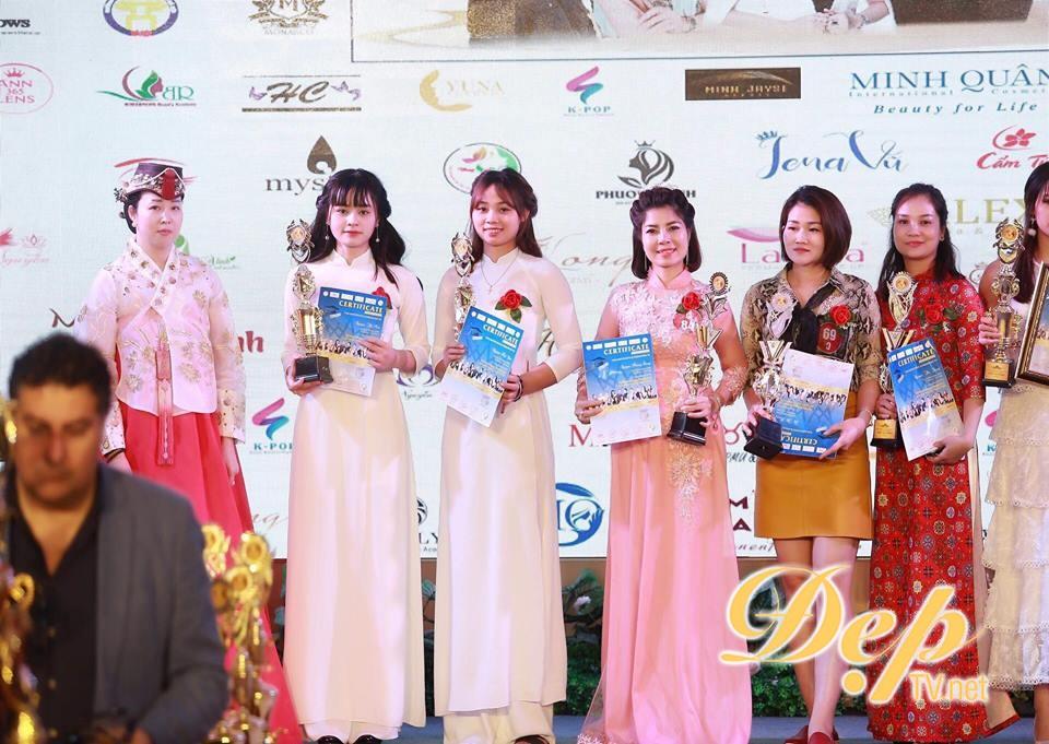 Quán quân phun môi PMU 2018 – Chuyên gia Nguyễn Thị Hoà và những chia sẻ về chuỗi thành tích ấn tượng
