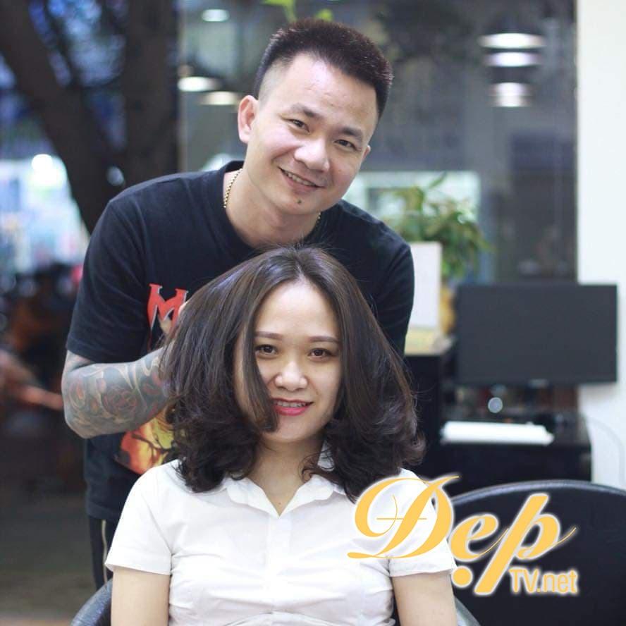 Nhà tạo mẫu tóc Phạm Văn Công - Hội đồng nghệ thuật tại Nghệ sĩ tóc đương đại 2019