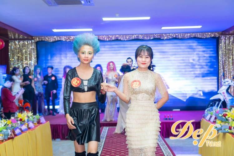 Nhà tạo mẫu tóc Nguyễn Thị Tâm đoạt giải Nghệ sĩ trẻ xuất sắc nhất tại Hairshow Nghệ sĩ tóc đương đại 2019