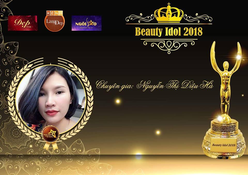 Chuyên gia Diệu Hà: Beauty Idol 2018 là cơ hội tỏa sáng tài năng của tôi
