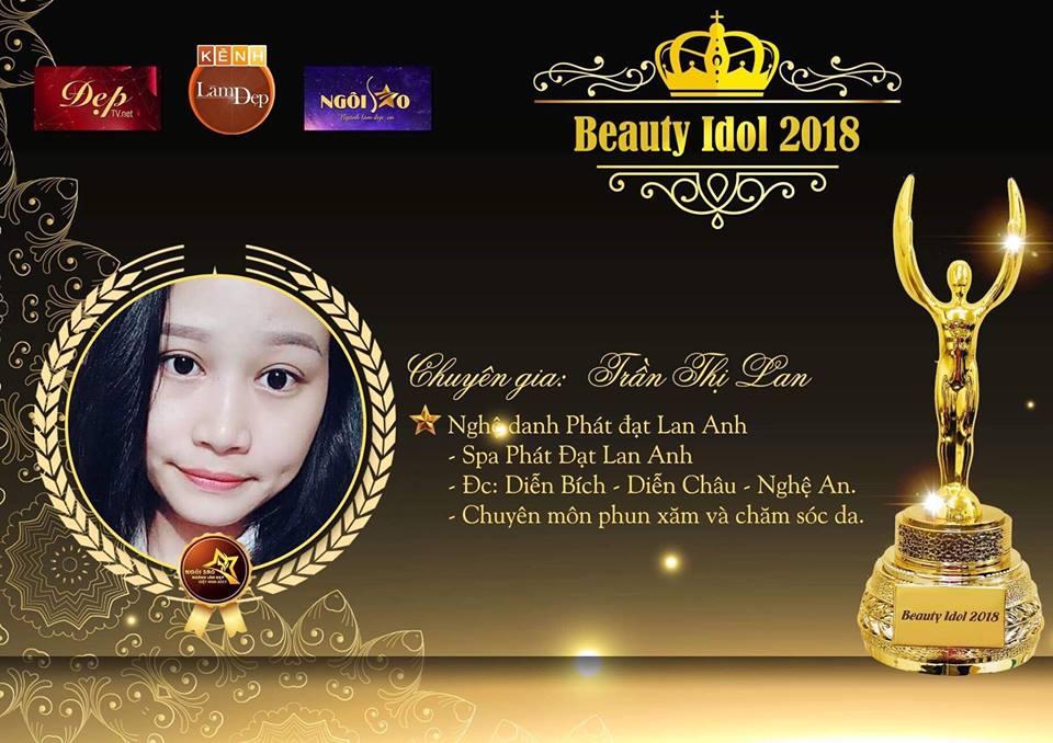 Chuyên gia Trần Thị Lan chia sẻ về quyết định tham gia Beauty Idol 2018